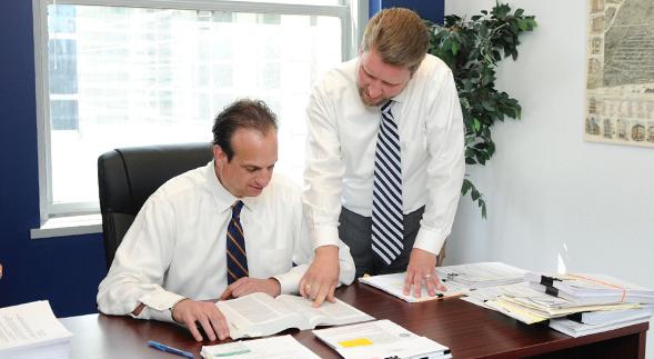 Scott Gallant and David Bergstralh