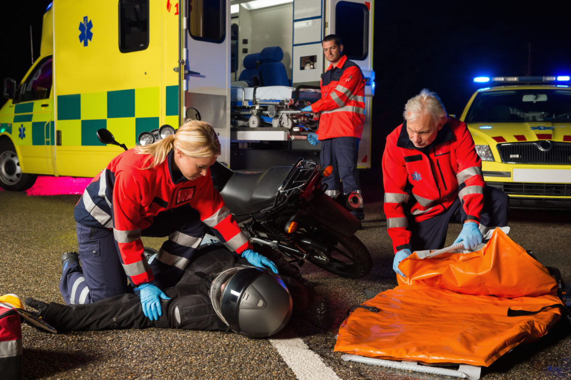 Motorcycle Accident/Fatality - S  Gallant Law